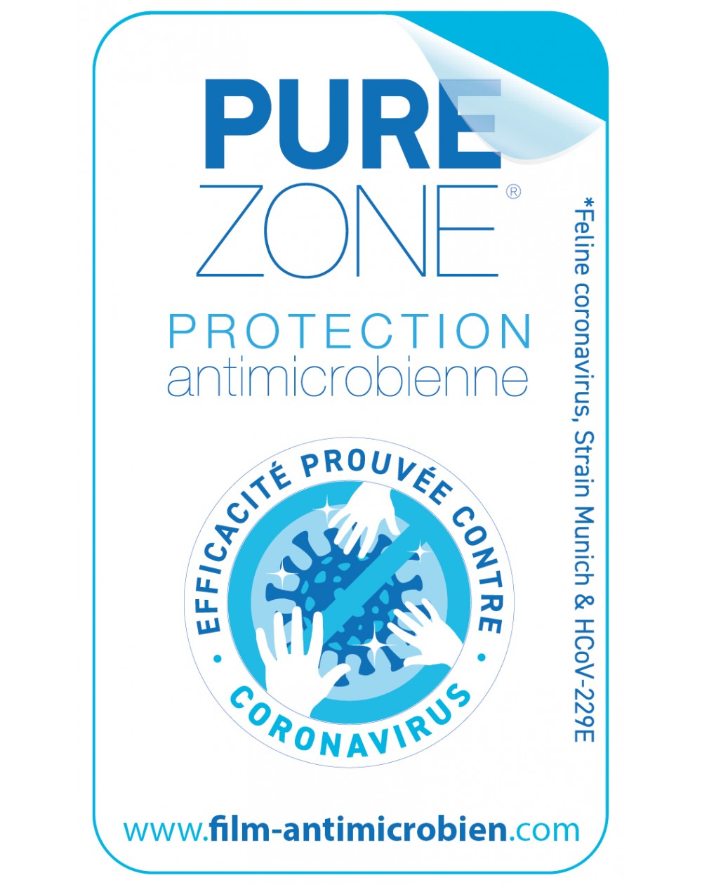 PURE ZONE VIRUS COMMUNICATION