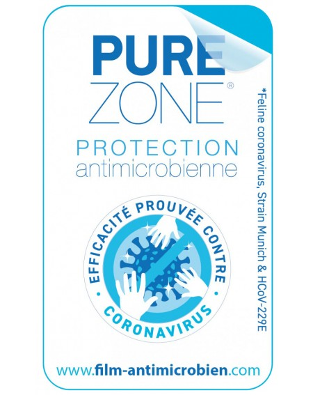 Sticker Label Pure Zone