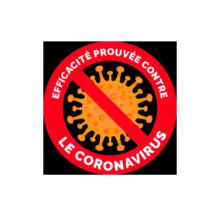 Film virucide Safe Cover + au détail ! Testé Coronavirus ! N'achetez que la dimension qu'il vous faut. Finition satinée