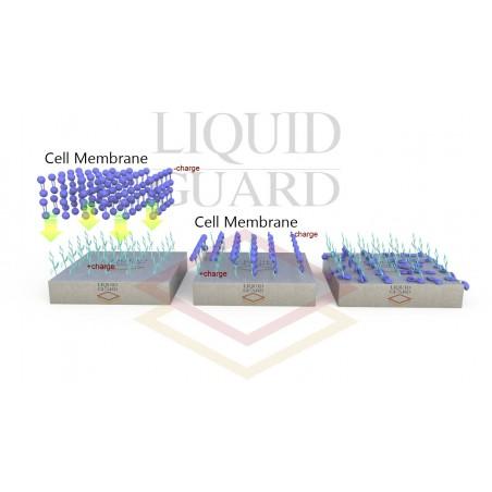 liquid guard bidon 5 litres protection antimicrobienne 1 an