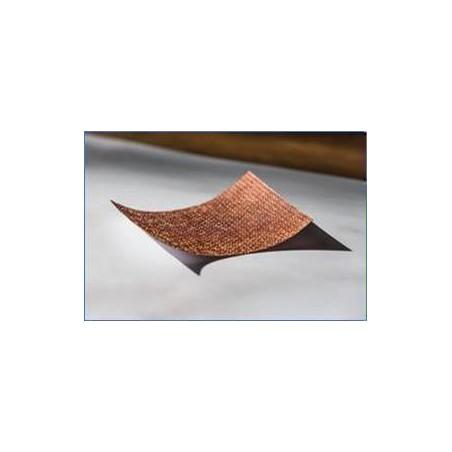 Film pour poigné de porte en cuivre x2