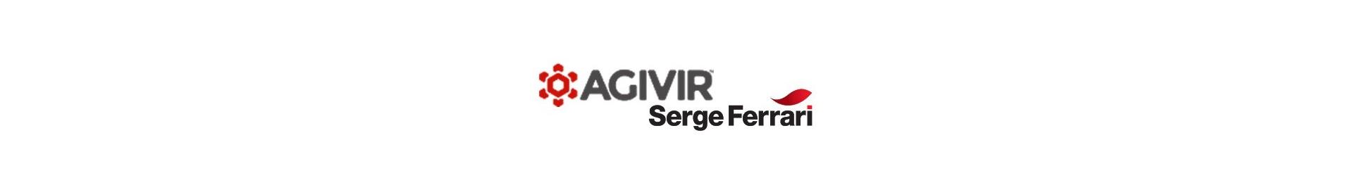 Toile antivirale AGIVIR +